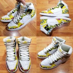 Nike Dunk High Premium De La Soul Hightops